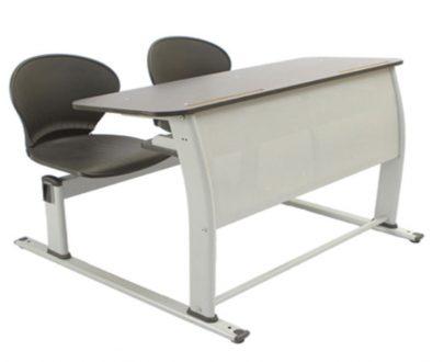 نیمکت دانش آموزی دو نفره | صندلی دانش آموزی قصرچوب