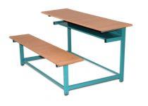 میز و نیمکت تجهیزات مدارس | مبلمان اداری قصرچوب