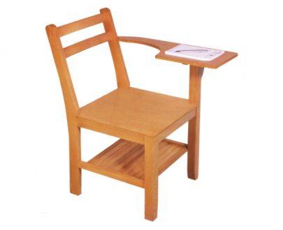 صندلی آموزشی چوبی | صندلی آموزشی محصلی | قصر جوب