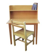 میز مطالعه مانع دار | میز حائل دار