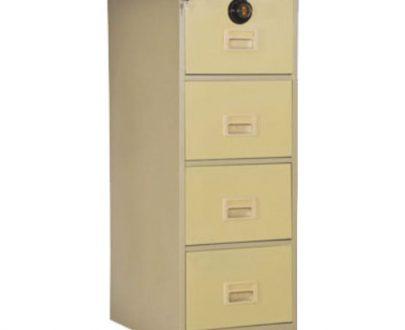 فایل 4 کشویی فلزی رمزدار | ملزومات اداری