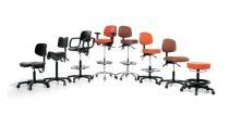 انواع صندلی آزمایشگاه | صندلی دانشجویی کد 10
