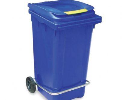 مخزن 200 لیتری زباله   مخزن مکانیزه 200