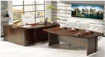 میز مدیریت و میز کنفرانس رنا | مبلمان اداری | مبلمان اداری نیلپر
