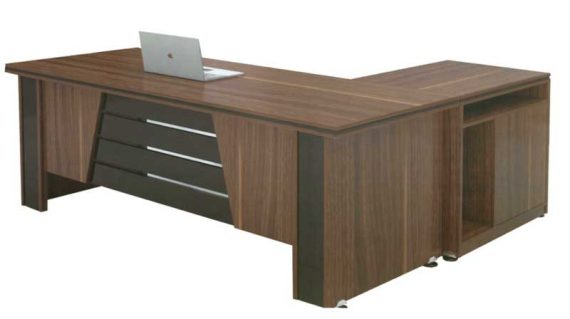 میز مدیریتی مدل c21 ، مبلمان اداری قصرچوب