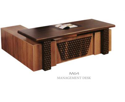 میز مدیریت M64 | فروش انواع میز مدیریت