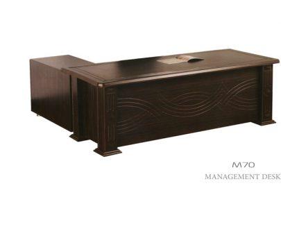 میز مدیریت M70 | فروش انواع میز مدیریت