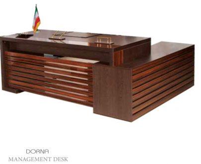 میز مدیریت درنا | فروش انواع میز مدیریت