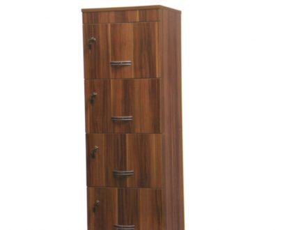 فایل چوبی 4 کشو