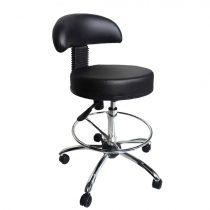 صندلی تابوره کد 101 | صندلی آزمایشگاهی