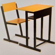 میز و صندلی یک نفره جدا از هم