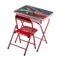 میز تحریر تاشو کودک مدل ماشین ها (مک کویین)