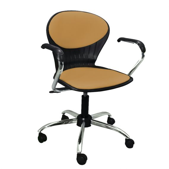 صندلی گردان مدل صدفی