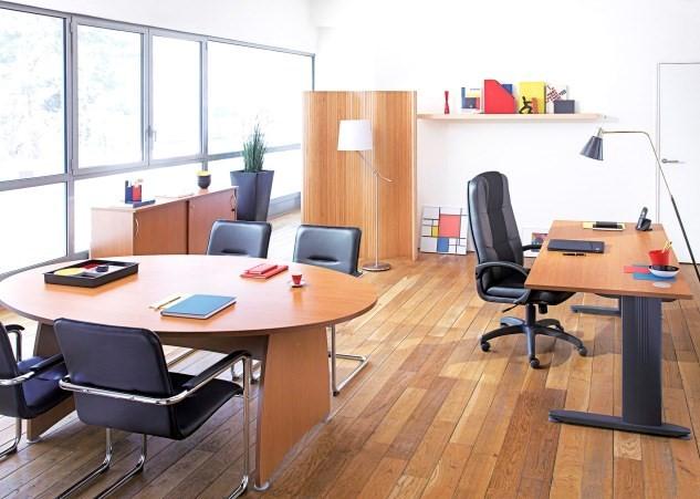 میز کارشناسی و اداری چوبی